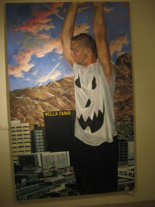 Kip Painting